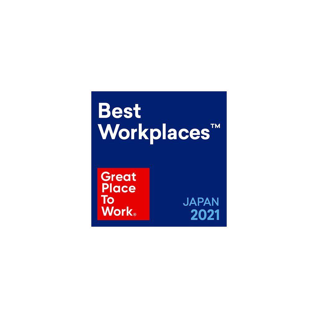 「働きがいのある会社ランキング」6年連続受賞